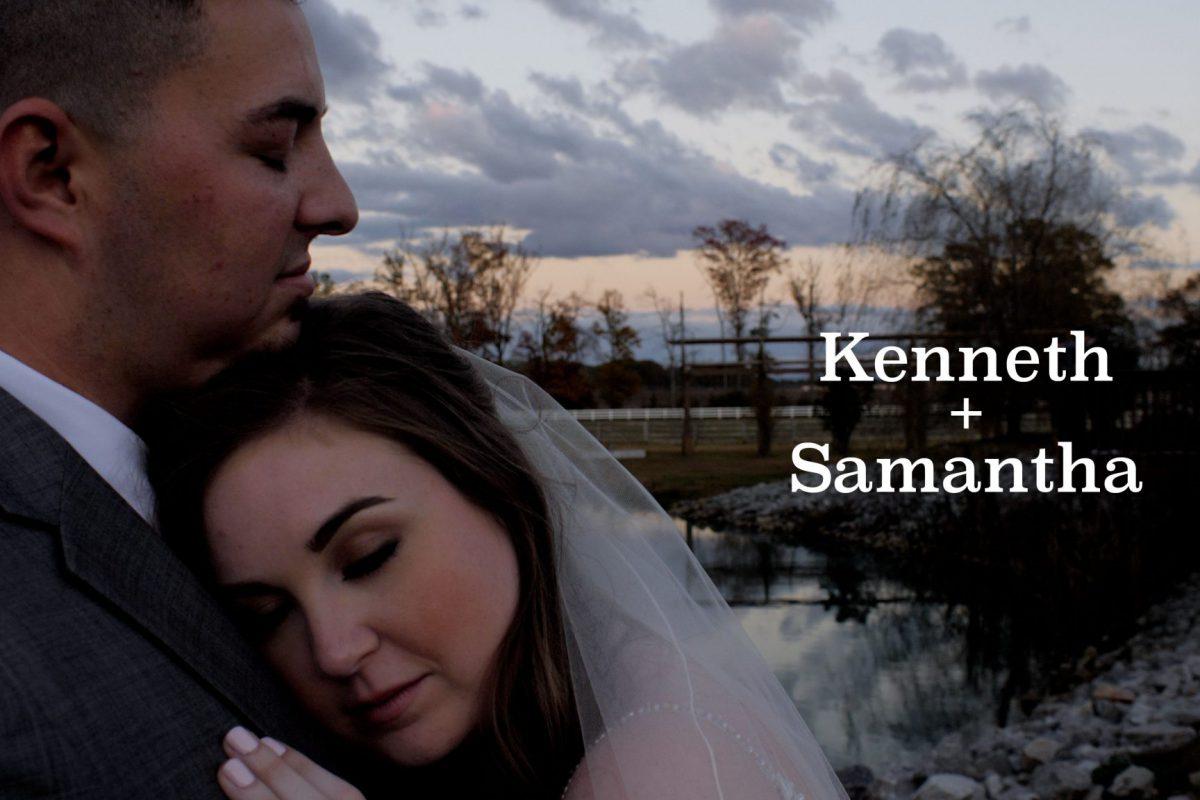 Kenneth and Samantha Jackson