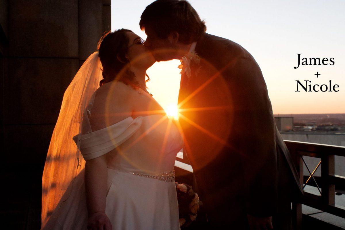 James Kizziah and Nicole Kocher Wedding