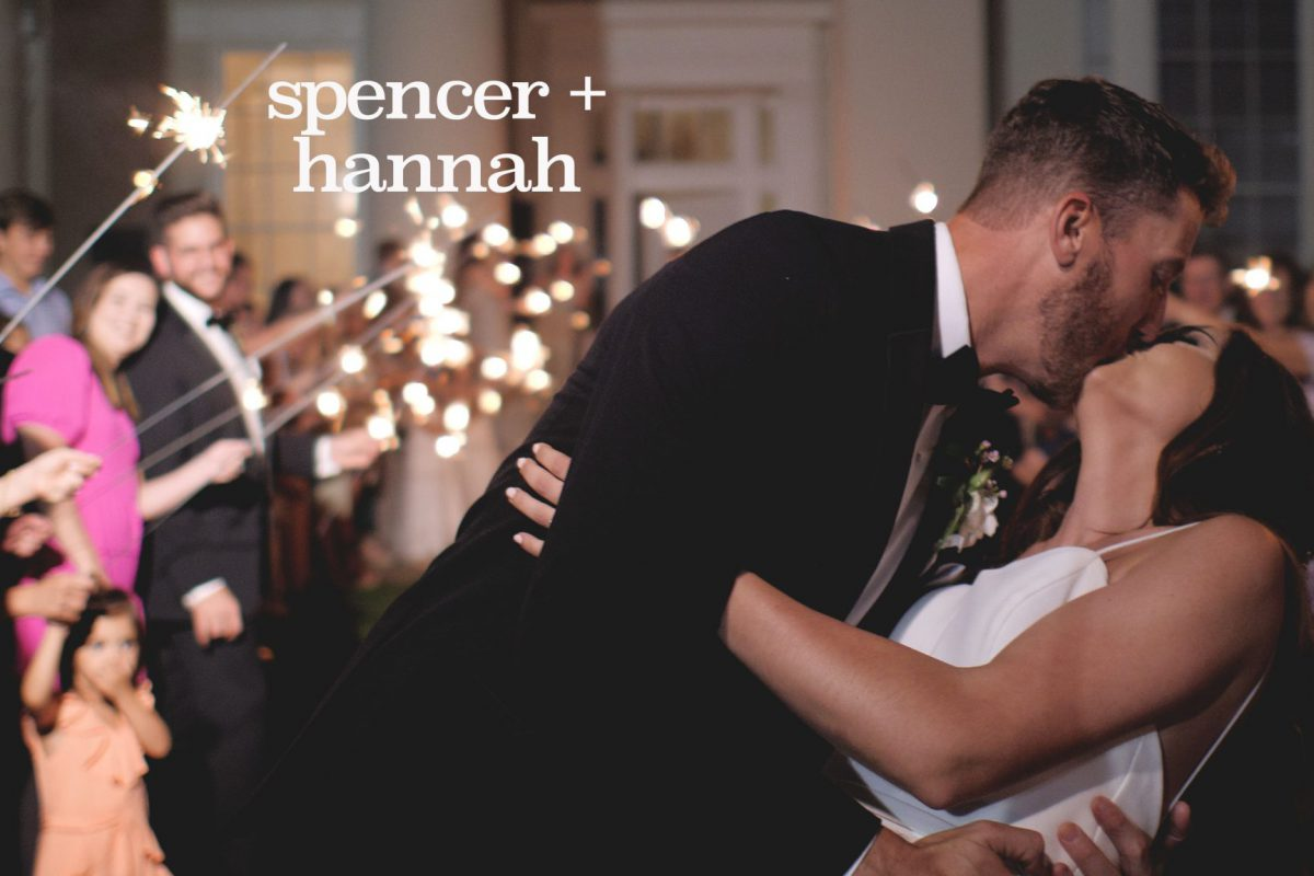 Spencer and Hannah Highlight Film